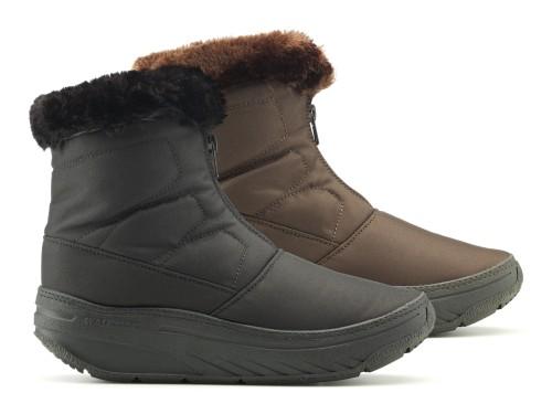 Ženske plitke zimske čizme Walkmaxx