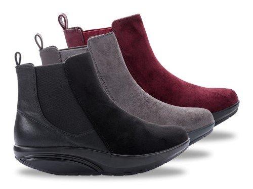 Comfort Style ženske elegantne duboke cipele Walkmaxx