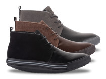 Duboke muške cipele Pure