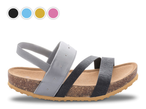 Cork ženske sandale Trend