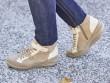 Comfort Elegant Wedge ženske duboke cipele Walkmaxx