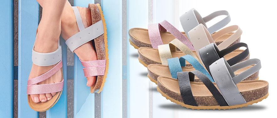 Trend sandale uz SUPER popuste