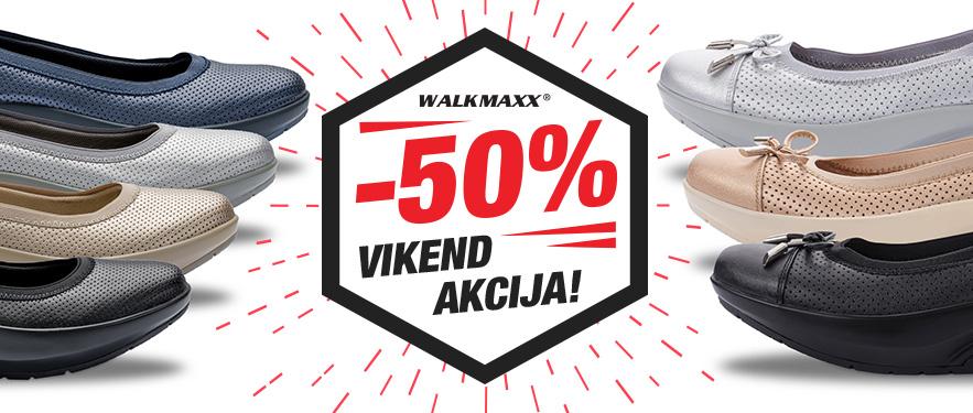 VIKEND AKCIJA: Walkmaxx baletanke u POLA CENE