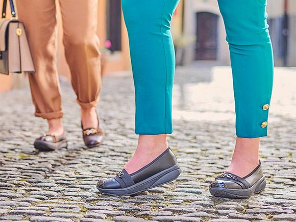 Walkmaxx Comfort Ballerinas Autumn 4.0